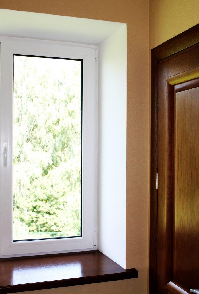 окна ПВХ - откосы 1