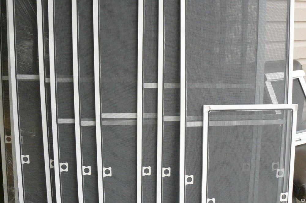 окна ПВХ - москитные сетки 2