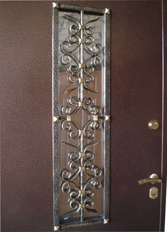 Металлические двери 9