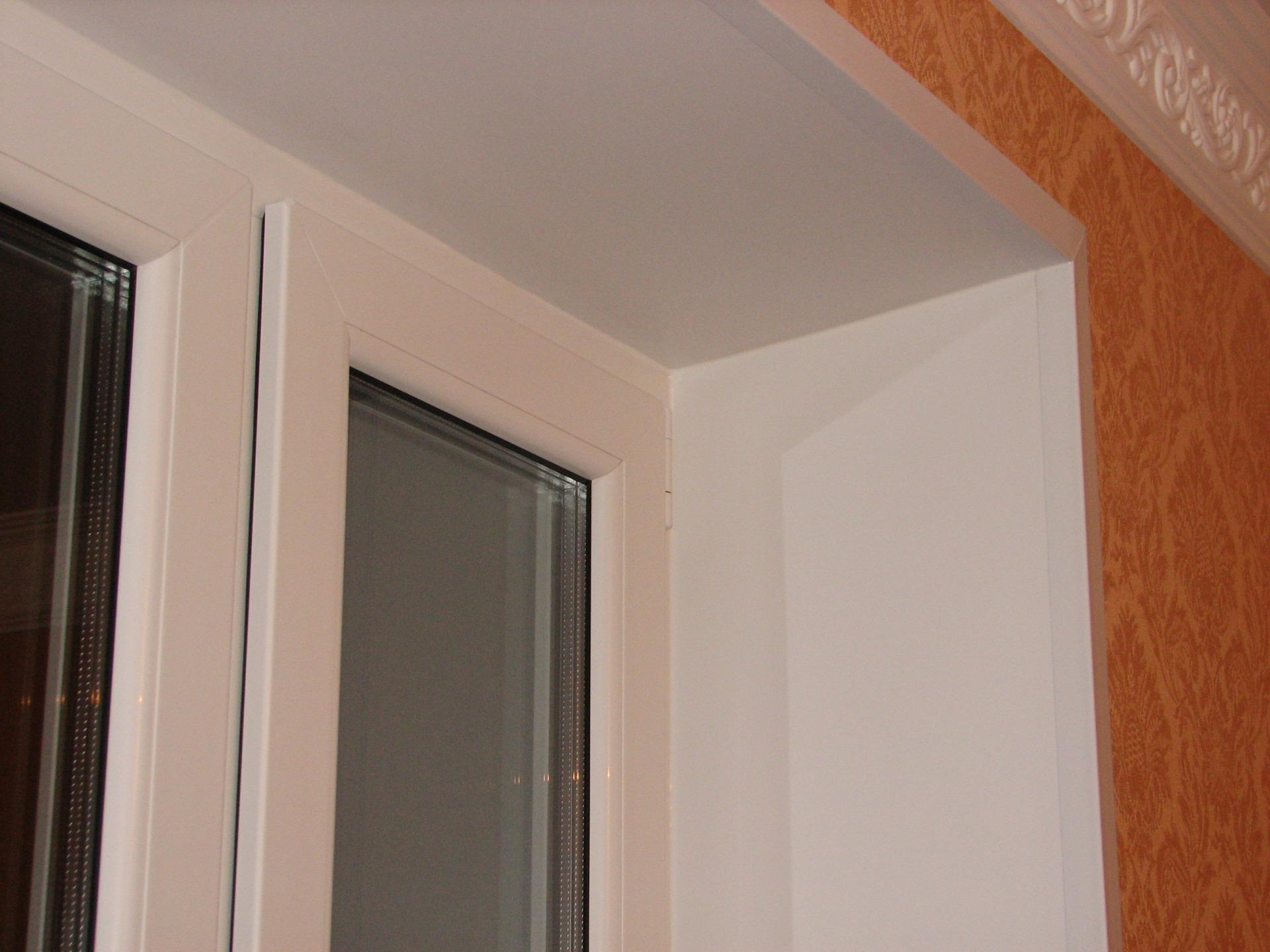окна ПВХ - откосы
