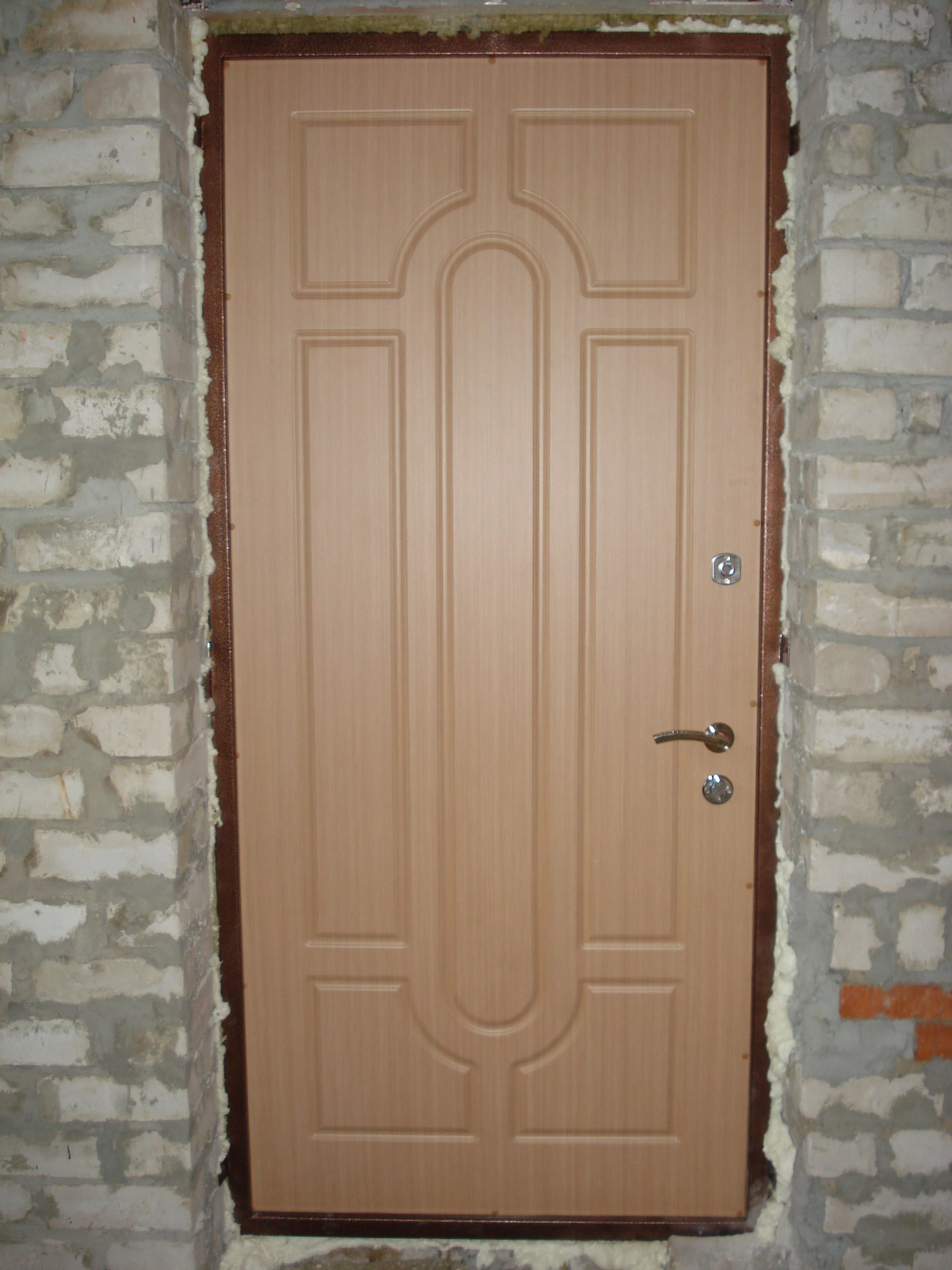 металлическая дверь 5